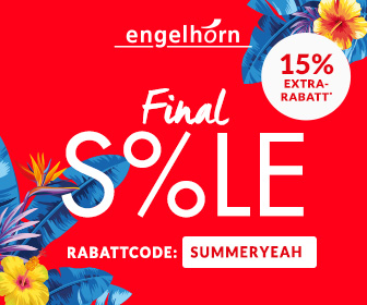 Knaller! Engelhorn Final Sale mit bis zu 70% Rabatt + 15% Extra-Rabatt auf bereits reduzierte Artikel
