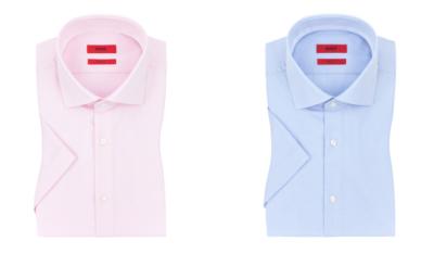 Verschiedene HUGO by Hugo Boss Hemden für je nur 40,- Euro bei Hirmer