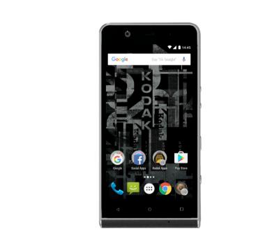 Top! KODAK Ektra Smartphone mit  32 GB Speicher für 95,- Euro bei MediaMarkt