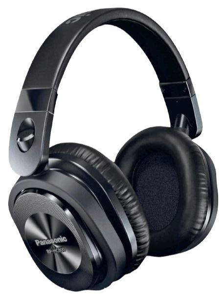 PANASONIC RP-HC 800 E-K Kopfhörer in Schwarz für nur 24,- Euro inkl. Versand