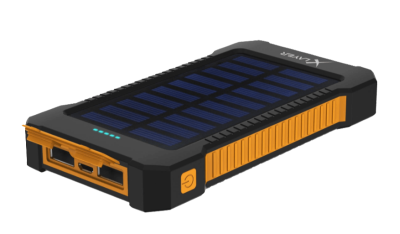 XLAYER XLayer PLUS Solar Powerbank 8000 mAh für 18,- Euro inkl. Versand