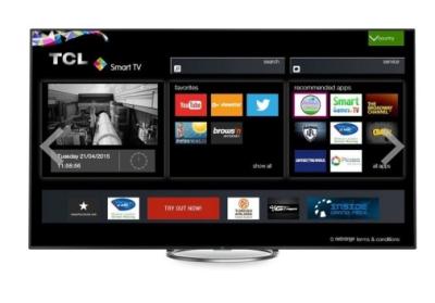 58 Zoll LED-Smart-TV TCL U58S7806S für nur 474,72 Euro inkl. Versand