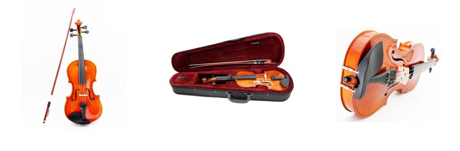 Geigenset von Andoer bei Tomtop