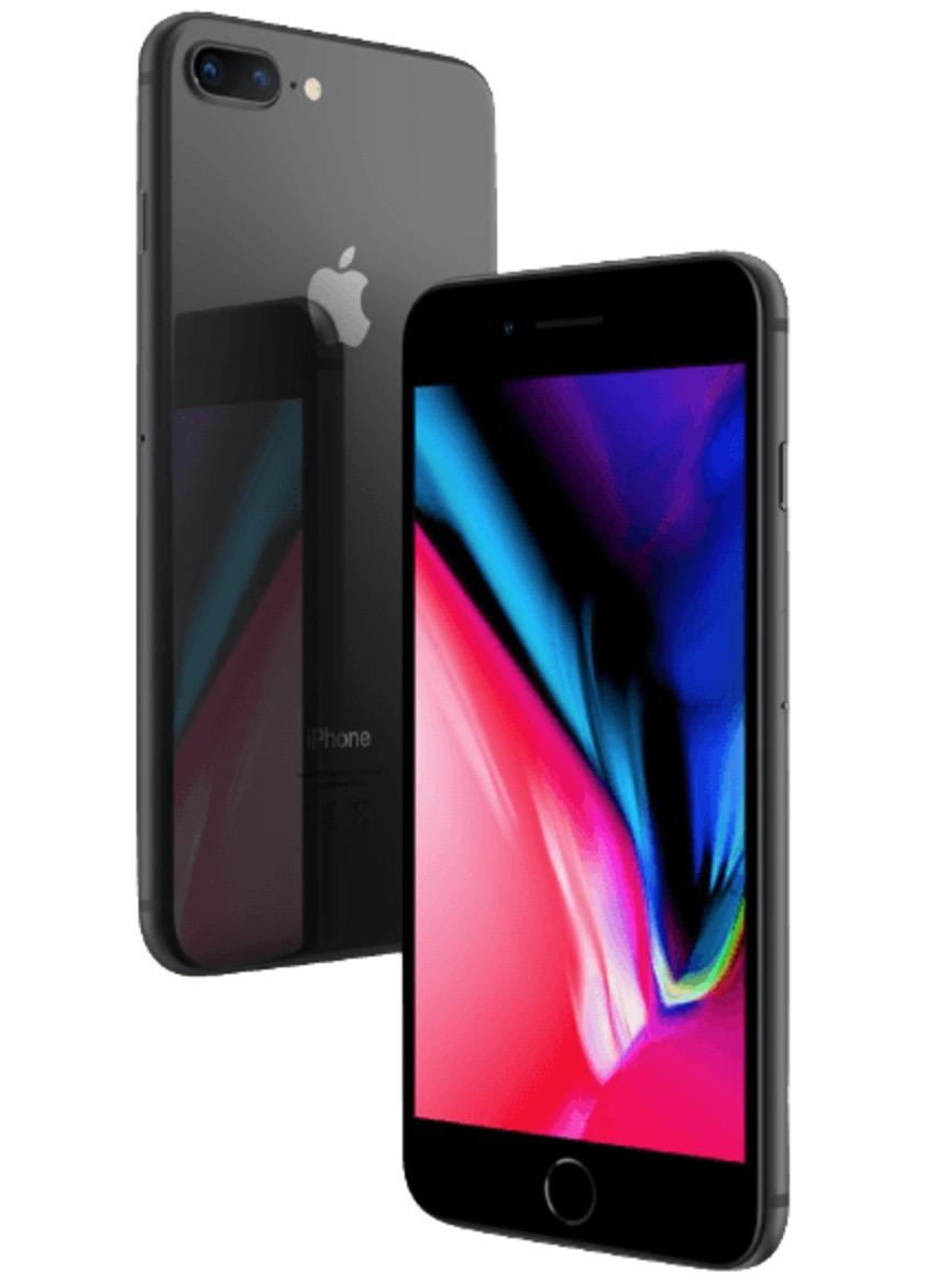 Das neue Apple iPhone 8 Plus mit 64GB