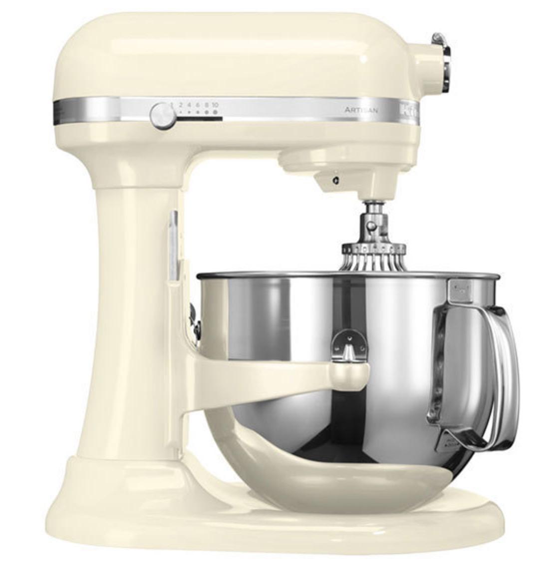 KitchenAid Artisan 5KSM7580XEAC Küchenmaschine Crème ab 595,98 Euro + 152,20 Euro in Superpunkten