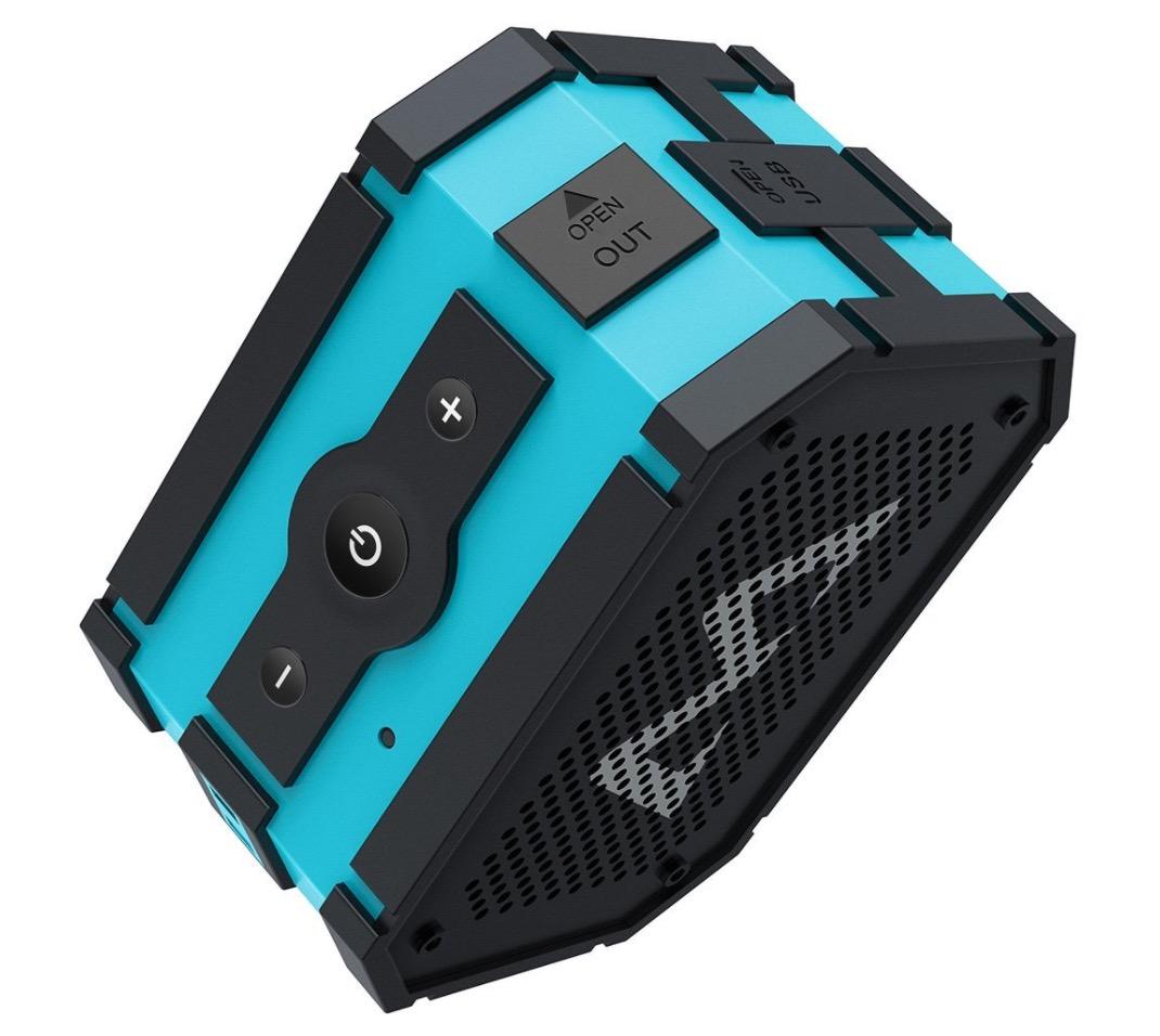 Stoßfester und wasserdichter Mpow Bluetooth Lautsprecher für nur 18,99 Euro inkl. Versand