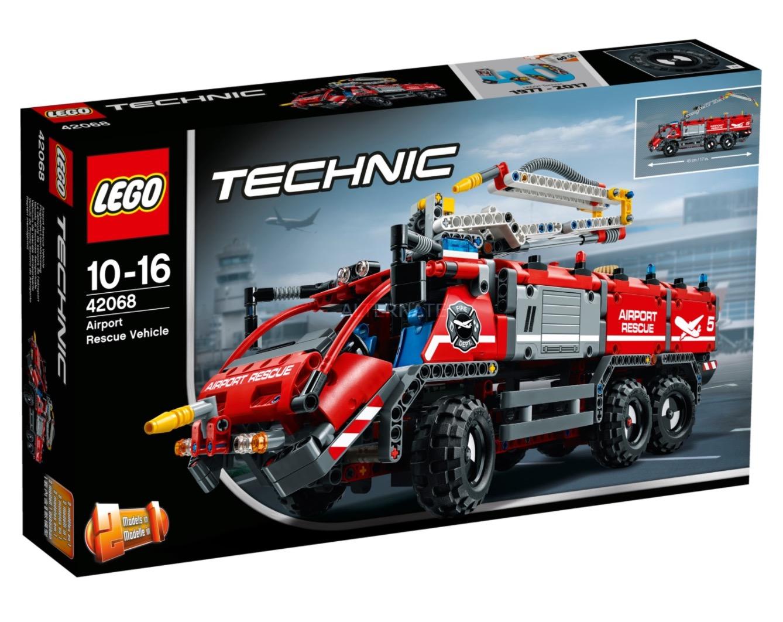 LEGO 42068 Technic Flughafen-Löschfahrzeug für nur 55,85 Euro inkl. Versand