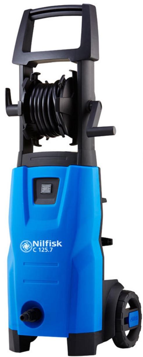 Nilfisk kompakter Hochdruckreiniger C 125.7-6 Home X-TRA für 128,90 Euro (statt 159,- Euro)