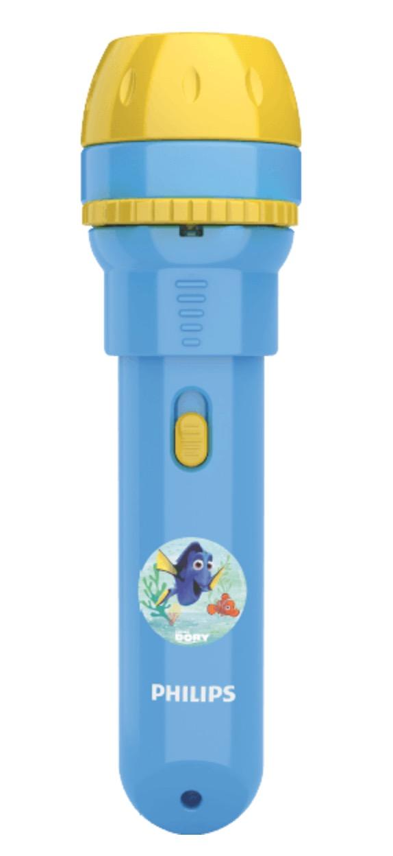 PHILIPS 717889016 Disney Findet Dorie LED Taschenlampe für nur 4,29 Euro inkl. Versand