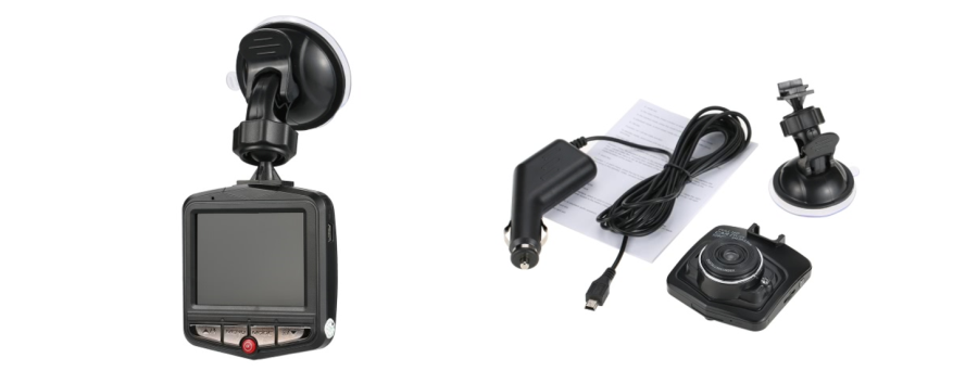 Dashcam mit 12MP Full HD bei Cafago