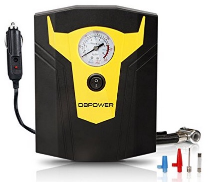 Digitale Reifenpumpe DBPower