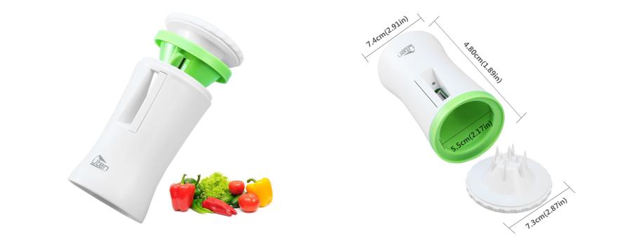 Obst- und Gemüsehobel mit Rabatt bei amazon