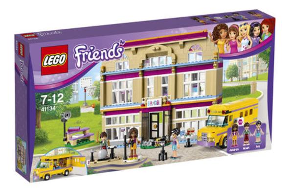 Lego Heartlake Kunstschule