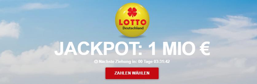 Lottopalace Lotto 6aus49 und 100 Rubbellose für 9,99 Euro