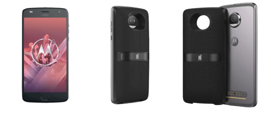 Motorola Z2 Play Detailansicht