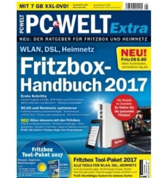 PC-WELT Extra Fritzbox 2017
