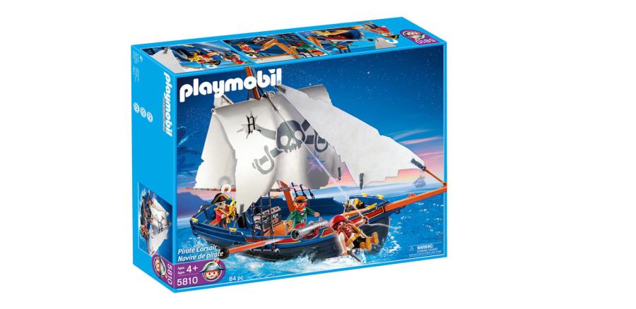 Playmobil Piratenschiff 5810 bei Karstadt