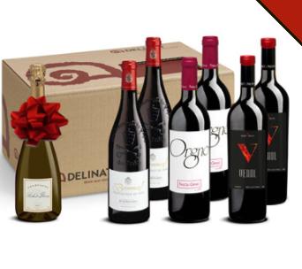Premium Rotwein Delinat