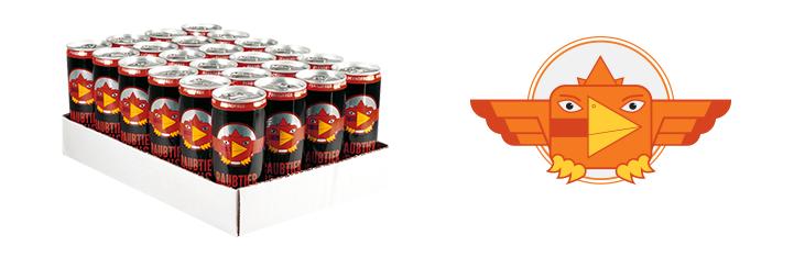 24 Dosen Raubtierbrause Cola bei NBB