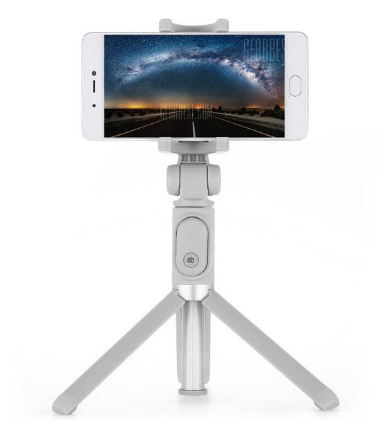 Xiaomi 2in1 Selfie Stick & Stativ mit Bluethooth