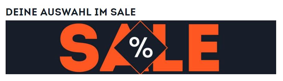 Sportscheck Fashionsale mit bis zu 80% Rabatt