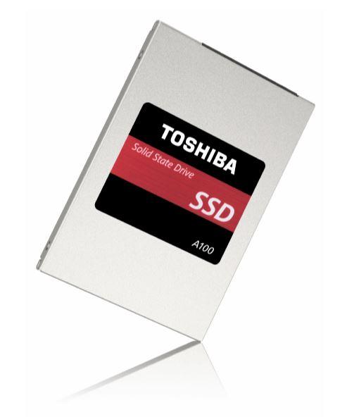 TOSHIBA A100 SSD (120GB) für nur 44,- Euro inkl. Versand