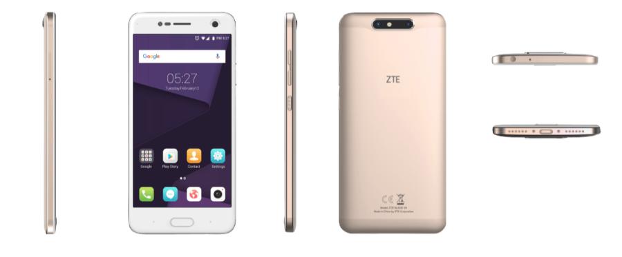 ZTE Blade V8 Android Smartphone bei MediaMarkt