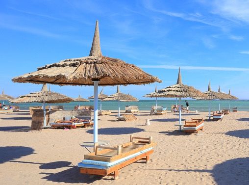 15 Tage Ägypten: 5* Nilkreuzfahrt, Vollpension + 4* Beach Resort, AI, Flug, Transfers ab 449,- p.P.