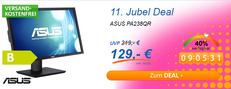 Asus 23 Zoll  Monitor