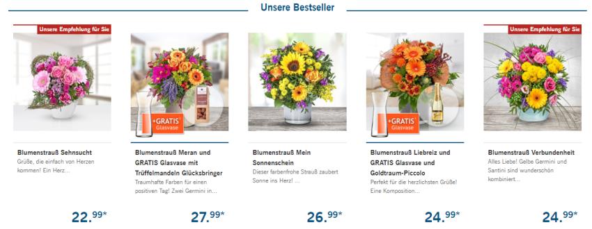 Lidl Blumen Beispiele