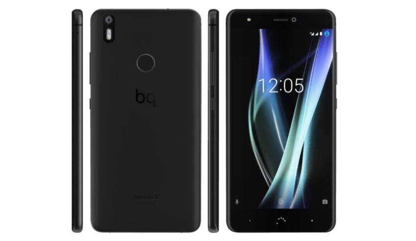 BQ Aquaris Smartphone