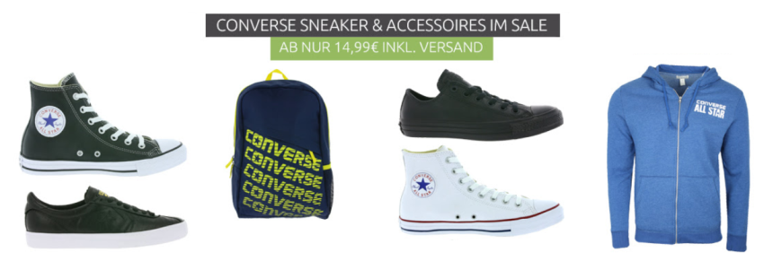 Converse Sale bei Outle46