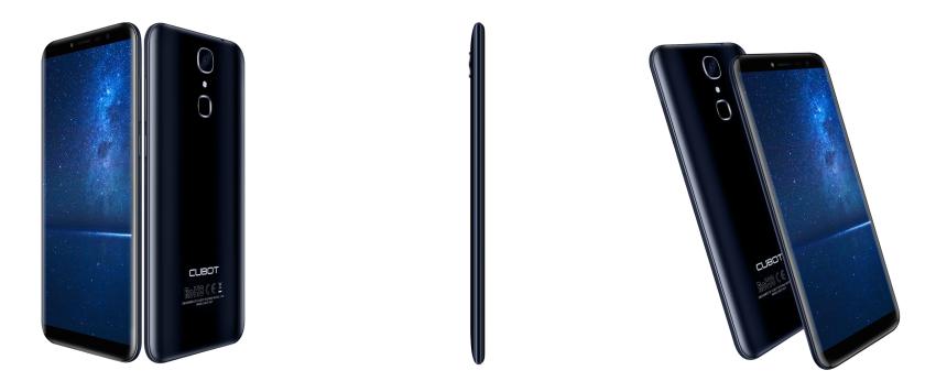 Cubot X18 Smartphone bei Cafago
