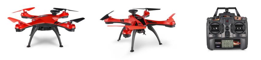 Feilun Quadcopter mit GPS