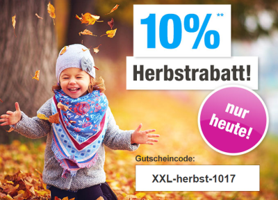 GartenXXL: Nur heute 10% Gutscheincode auf das gesamte Sortiment