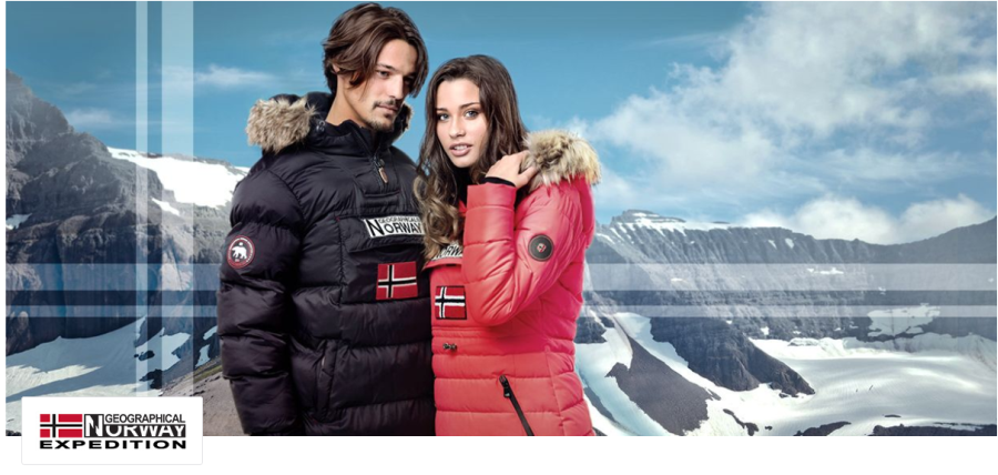 Geographical Norway Sale bei Vente Privee