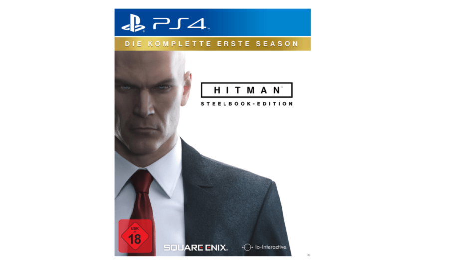 Hitman Day One Edition bei Saturn für PS4