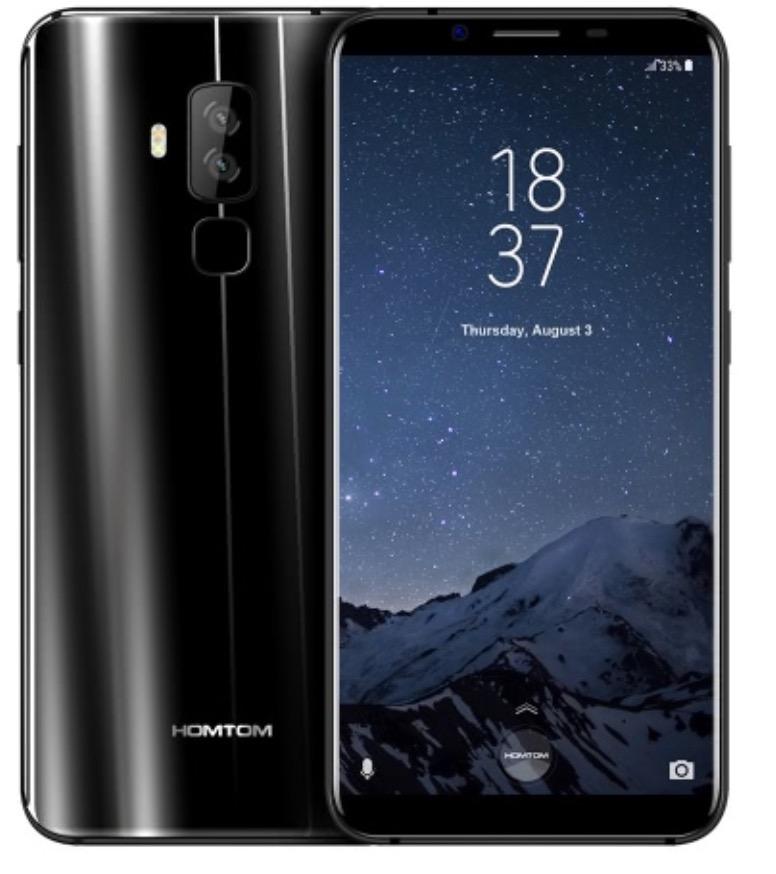 Top! HOMTOM S8 5,7 Zoll Smartphone (Octa-Core, 4GB, 64GB) für nur 107,07 Euro inkl. Versand aus Deutschland