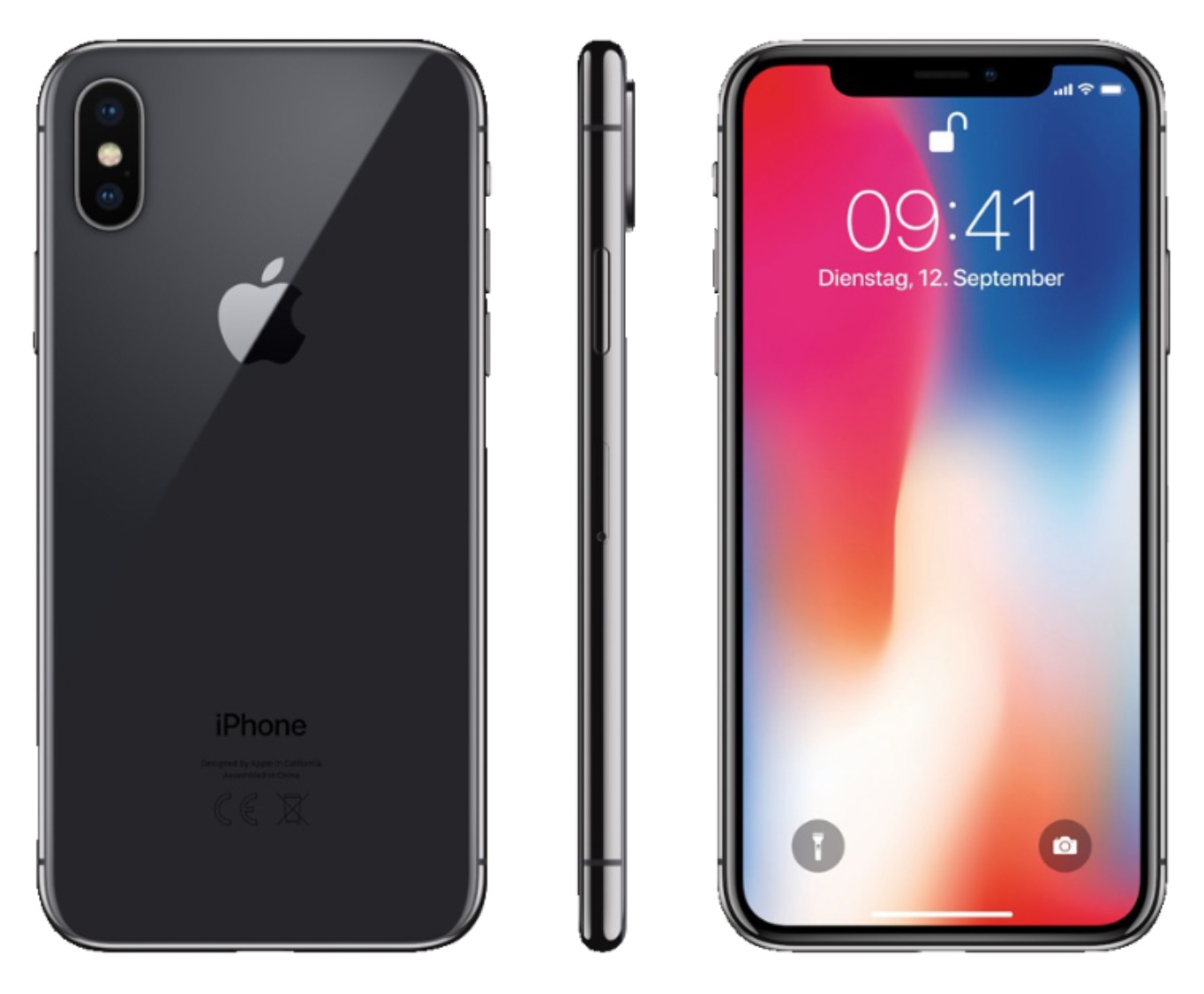 das neue apple iphone x bei mediamarkt vorbestellbar 0. Black Bedroom Furniture Sets. Home Design Ideas