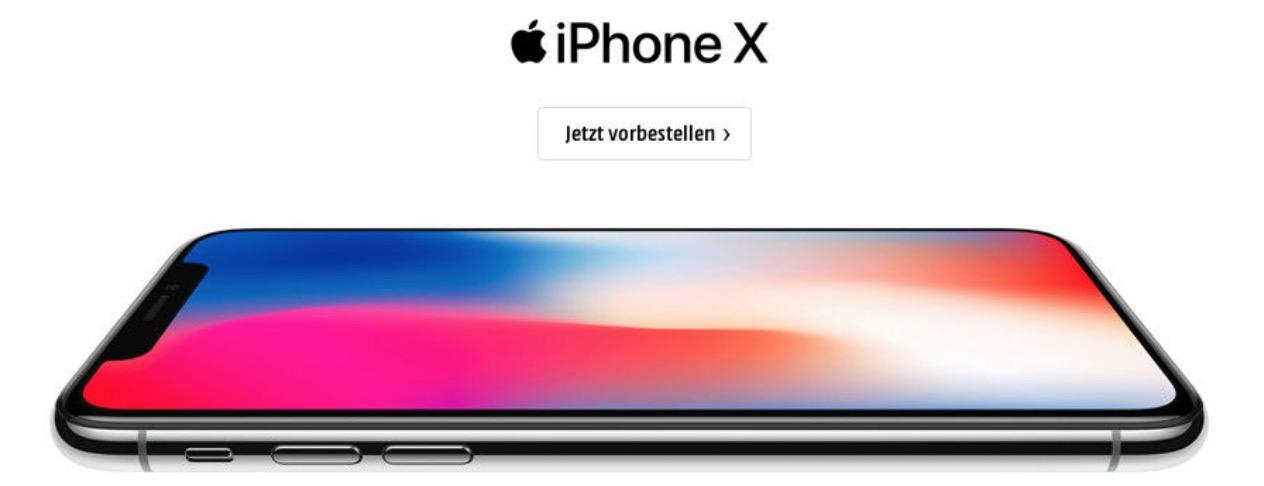 a7bc723f7b1c8f Das neue Apple iPhone X bei MediaMarkt vorbestellbar – 0 ...