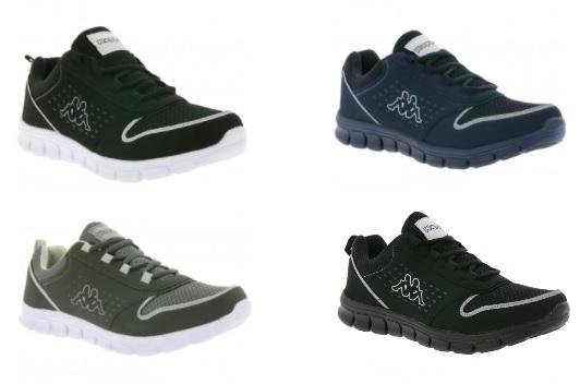 Kappa Amora Herren Sneaker in verschiedenen Farben und Größen nur 22,99 Euro inkl. Versand