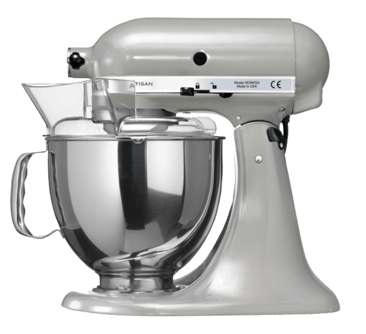 KITCHENAID 5KSM150PSEMC Artisan Küchenmaschine für nur 388,94 Euro inkl. Versand