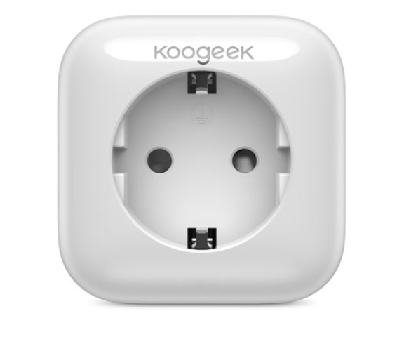 koogeek smarthome wifi steckdose f r siri und apple homekit wieder f r 21 99 euro inkl versand. Black Bedroom Furniture Sets. Home Design Ideas