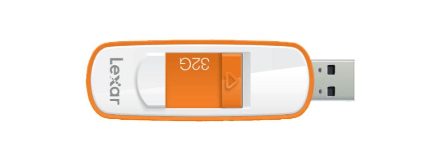 Lexar Jumpdrive USB Stick mit 32GB Speicher
