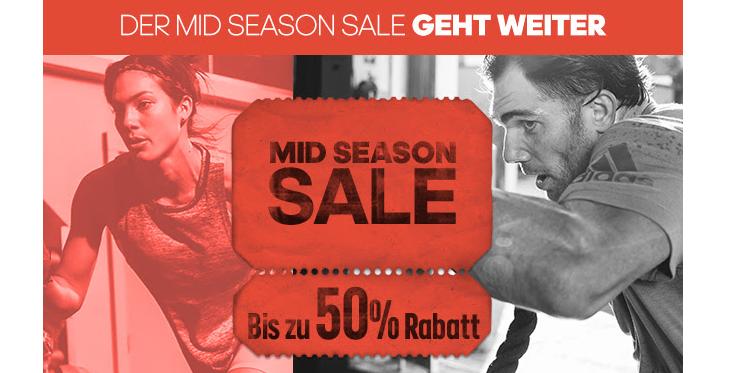 Großer Adidas Midseason Sale