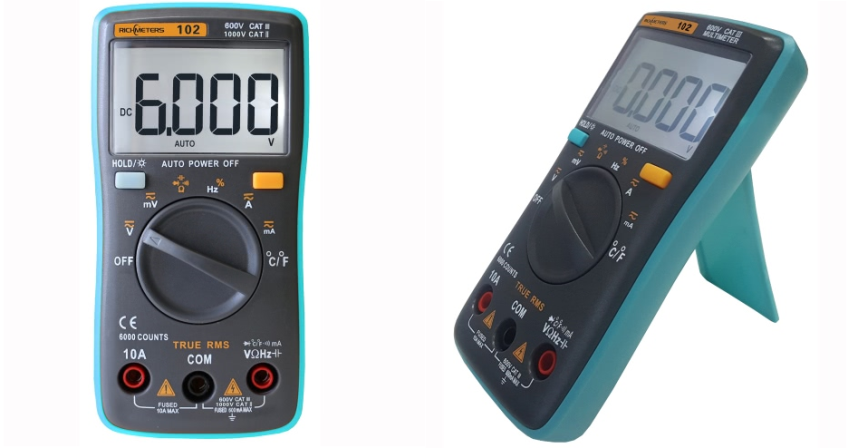 Multimeter Tomtop