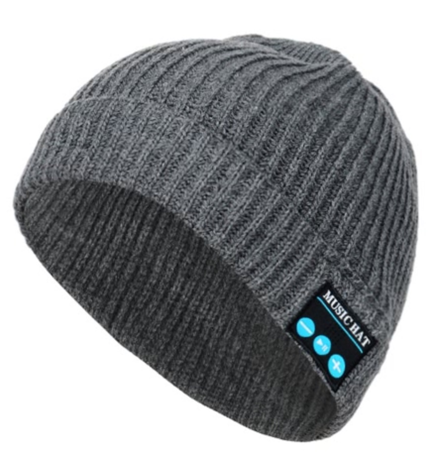 Wintergadget: Die Mütze mit eingebauten Bluetooth Kopfhörern für nur 6,99 Euro inkl. Versand