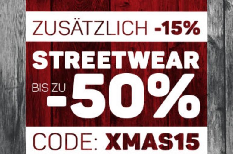Blue Tomato: 15% Extrarabatt auf alle Streetwear Sale Artikel + kostenloser Versand!