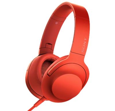 Sony MDR Kopfhörer in Rot bei Saturn