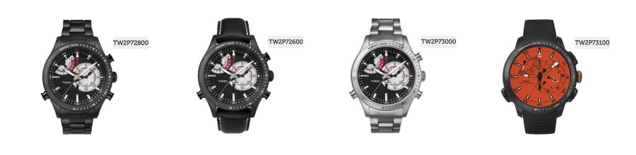Timex Uhren bei Ibood